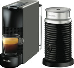 Nespresso Breville Essenza Mini Bundle $149 (RRP $199) at The Good Guys - $20 Cash Back, $20 Coffee Voucher & $20 TheGoodGuys Cr