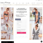 Win 1 of 4 $250 Gift Cards from Bras N Things