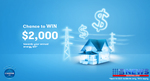 Win $2,000 Cash from Canstar Blue [QLD]