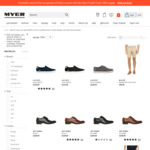 $20 off $100 Spend on Selected Clothing & Footwear @ Myer