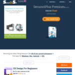 Secureaplus Premium for Free (for 2 years)