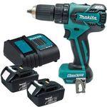 Makita 18V 3.0ah Brushless Hammer Drill Kit $249 Delivered @ Total Tools