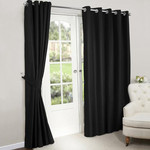 Blackout Eyelet Curtain from $11 (140x160cm) + Shipping @ WonderlandStore