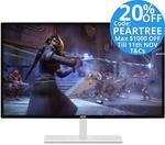 "AOC Q3279VWF 32"" 1440p, 75Hz LED FreeSync Gaming Monitor $268 Delivered @ Tech Mall eBay"