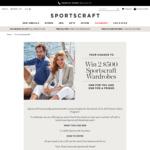 Win 2x $500 Sportscraft Vouchers from Sportscraft