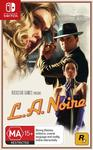 [Back-Order] [Switch] LA Noire - $28 + Delivery (Free with Prime/ $49 Spend) @ Amazon AU