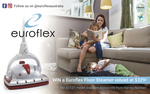Win a Euroflex Floor Steamer Valued at $329 from Mum's Lounge