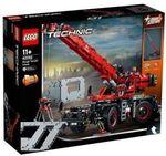LEGO 42082 Technic Rough Terrain Crane $265.24 Delivered @ Target eBay