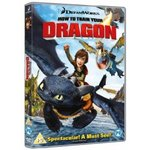 How To Train Your Dragon DVD @Amazon UK ~$9.00 With Super Saver Delivery or $14.10 without