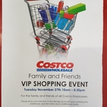 Free Entry (Today Only) @ Costco [Browse and Shop]