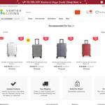 "20% off on XIAOMI 90FUN Suitcase 20""AU $88.80 + 24"" Suitcase AU $113.70 + Free Shipping @ Vertex Living"
