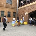 [NSW] Free Lipton Ice Tea @ Central Train Station