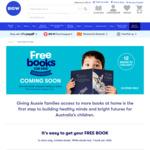 Free Childrens' Books (1 per Customer) @ Big W