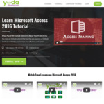 Microsoft Access Online Course for $9 (Was $99) @ Yoda Learning