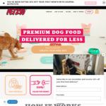 Free Dog Food Sample @ Petzyo