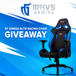 Win a GT Omega Elite Gaming Chair from Mavs Gaming