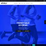 20% off All Apparel @ 2XU
