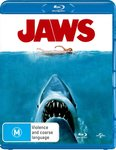Jaws - 40th Anniversary Edition Blu Ray $9.99 + Delivery (Free with Prime/ $49 Spend) @ Amazon AU