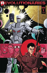 Transformers - Revolutionaries #01 Comic Book $1 + Delivery (Free C&C) @ ZING