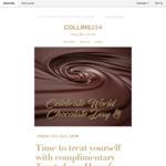 [VIC] Free British Chocolate for World Chocolate Day @ Collins234, Melbourne CBD