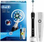 [Amazon Prime] Oral-B Pro 2 2000 Electric Rechargeable Toothbrush (Black) $54.99 Delivered @ Amazon AU