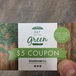 [VIC] Free $5 Food Coupon at Food Courts (First 1000) @ Greensborough Plaza