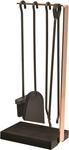 Décofire 4 Piece Dimension Fire Tool Set $49 (Was $89) @ Bunnings