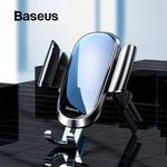Baseus Round Air Vent Mount Gravity Car Phone Holder AU$12.55 (Was AU$26) Delivered @ eSkybird