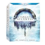 Stargate Atlantis: Complete Series Gift Set [Blu-ray] for US$120 incl. shipping