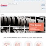 """Costco Michelin Tyre - Set of 4 Tyres - $50 off for 16"""" or Less, $100 off for 17"""" and above - Costco (Membership Required)"""