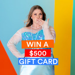 Win One of 14 $500 Gift Cards (Total Prize Pool $7,000)