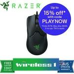Razer Viper Ambidextrous Lightweight Gaming Mouse $105.39 + $15 Delivery ($0 with eBay Plus) @ Wireless 1 eBay