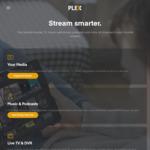 Plex Pass Lifetime Subscription $99.99 (Was $159.99)