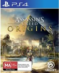 [PS4] Assassin's Creed Origins $5 + $0 Delivery @ Harvey Norman (Delivery Only)