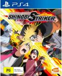 [PS4] Naruto to Boruto: Shinobi Striker $19 | Dragon Ball FighterZ $19 @ JB Hi-Fi
