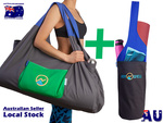 Black Friday / Cyber Monday Deal 32% off 1 Extra Large Duffel Tote + 1 Yoga Mat Bag $39.98 Shipped @ JoynWell via Amazon AU