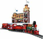 30% off LEGO Disney Train and Station 71044 + Bonus Christmas Tree - $349.99 Delivered @ LEGO Shop