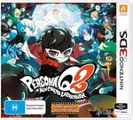 [3DS] Persona Q2 $35 + Delivery ($0 with Prime/ $39 Spend) @ Amazon AU