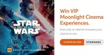 Win 1 of 1350 VIP Star Wars: The Rise of Skywalker Moonlight Cinema Experiences from DiDi (QLD/VIC/WA)