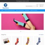 Buyitmate Christmas Sale - Socks - 40% off Individual Pairs $8.97/Pair