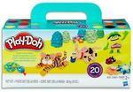 Play-Doh eBay Sale; Super Colour 20 Pack $11.95 Delivered @ Playdoh Outlet eBay