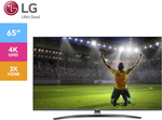 LG 65-Inch UM7400 4K UHD Smart TV $899 + Delivery @ Catch