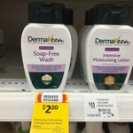 [QLD] DermaVeen Extra Gentle Soap-Free Wash 250ml $2.20 & Other Reduced to Clear Skincare Items @ Coles Newmarket