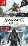 [Switch] Assassin's Creed: The Rebel Collection - $38.79 + Delivery (Free with Prime & $49 Spend) @ Amazon US via AU