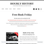 Free History Books: Battle of Iwo Jima - World War II: A History from Beginning to End, Walt Disney+ More @ Hourly History
