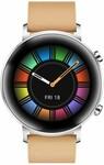 Huawei Watch GT2 Classic Edition 42mm Smart Watch - Gravel Beige $248, Huawei Watch GT2 Sport Edition $218 @ Harvey Norman