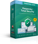 Kaspersky Total Security ( Antivirus & Internet security ) 2020 - 3 Devices - 2 Years License Key for $24.99 @ Device Deal