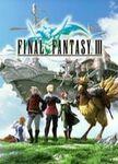 [PC] Steam - Final Fantasy III - $8 US (~$12.07 AUD) - DL Gamer