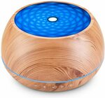 Ioloc 1000ml Oil Diffuser Air Cleaner Purifier $34.99 Delivered @ ioloc Amazon AU