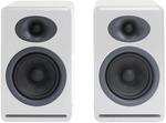 AudioEngine P4 Passive Bookshelf Speakers - Satin Black or White $229 @ Kogan $400 RRP + Extra $20 Credit if Paid Using Zip
